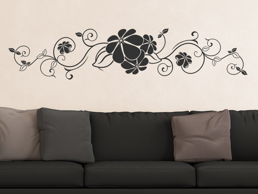 Arbeitsplatz Im Wohnzimmer Oder Schlafzimmer : ... florale ...