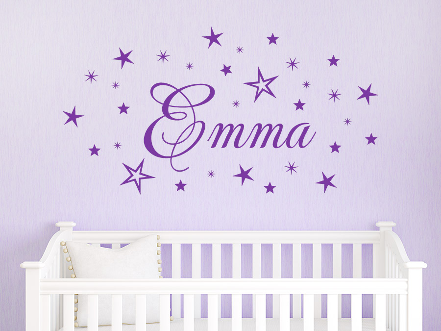 Babyzimmer Wandtattoo | Babyzimmer Wandtattoo 2421 Made House Decor