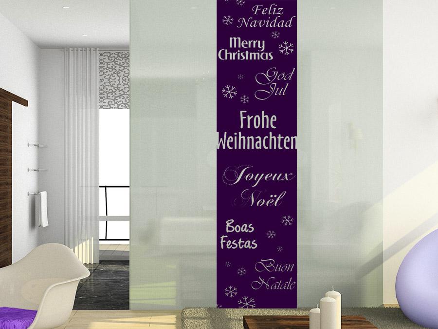 wandtattoos als weihnachtsdeko w nde und fenster weihnachtlich gestalten. Black Bedroom Furniture Sets. Home Design Ideas