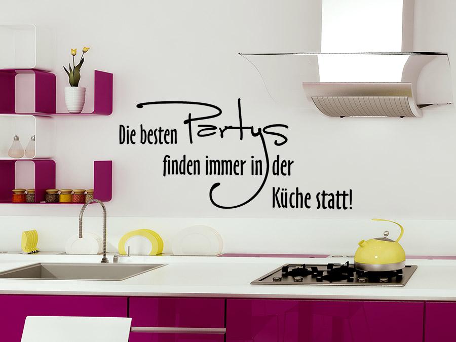 wandtattoo f r die k che ideen f r kreative k chen. Black Bedroom Furniture Sets. Home Design Ideas