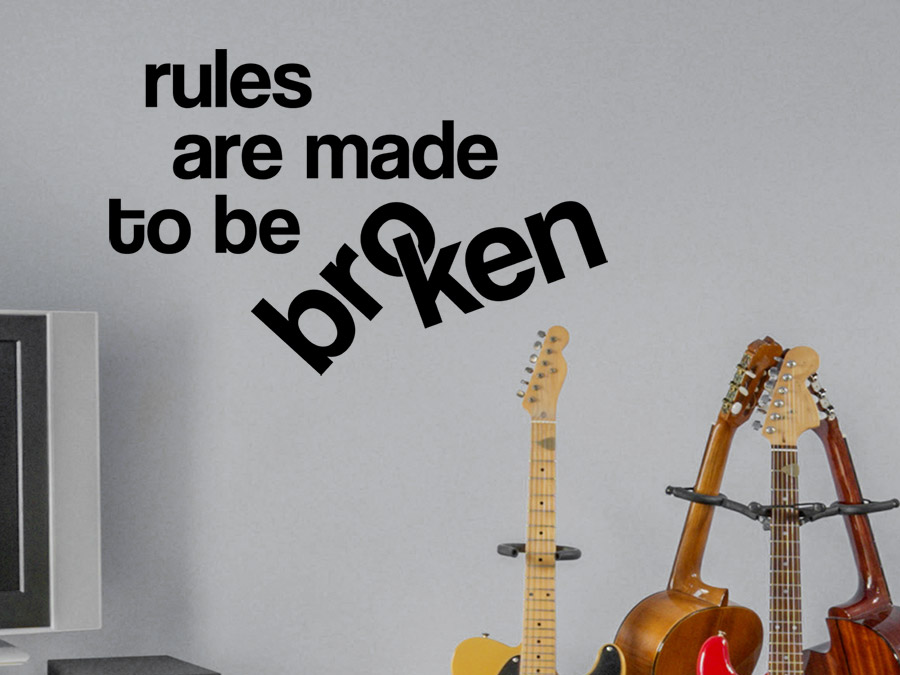 rules are made to be broken Rules are made to be broken definition, meaning, what is rules are made to be broken: used to say that it is good and acceptable to not obey a rule learn more.