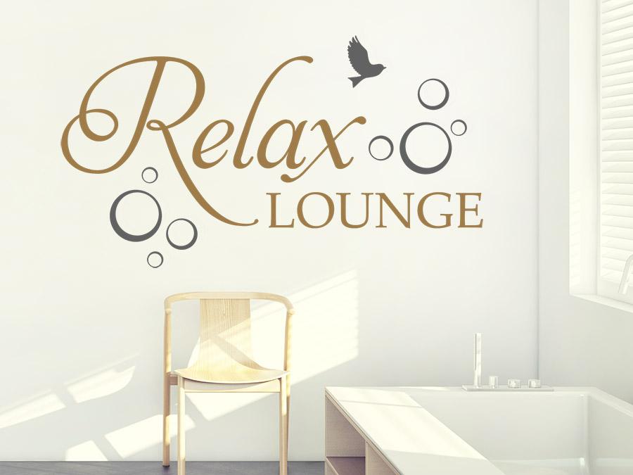 Wandtattoo relax lounge wandtattoo de - Wandtattoo relax ...