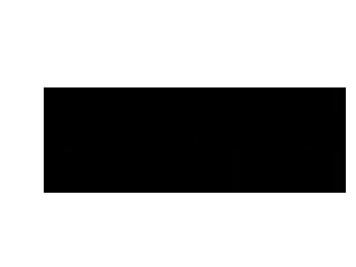 Ansicht Zweifarbige Blumenranke als Wandtattoo