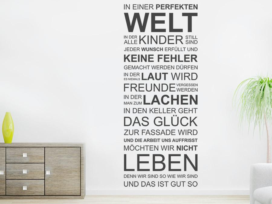 Best Wandtattoo Sprüche Küche Contemporary - Ridgewayng.com ...