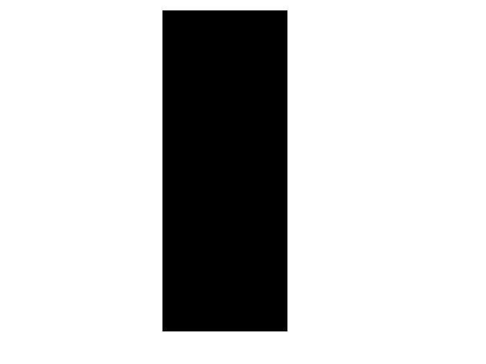 Ansicht Zweifarbiger Baum mit Waldtieren als Wandtattoo