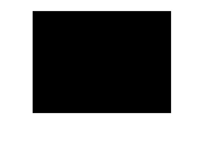 Ansicht Baum mit Schaukel und Eulen als Wandtattoo