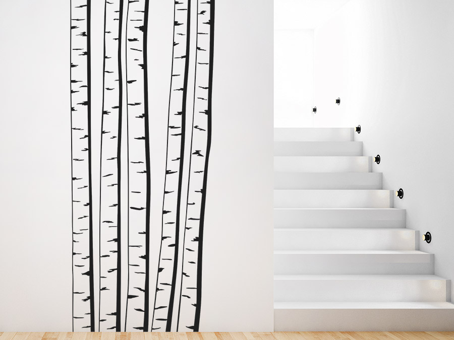 wandtattoo birken birkenst mme wandtattoo de. Black Bedroom Furniture Sets. Home Design Ideas