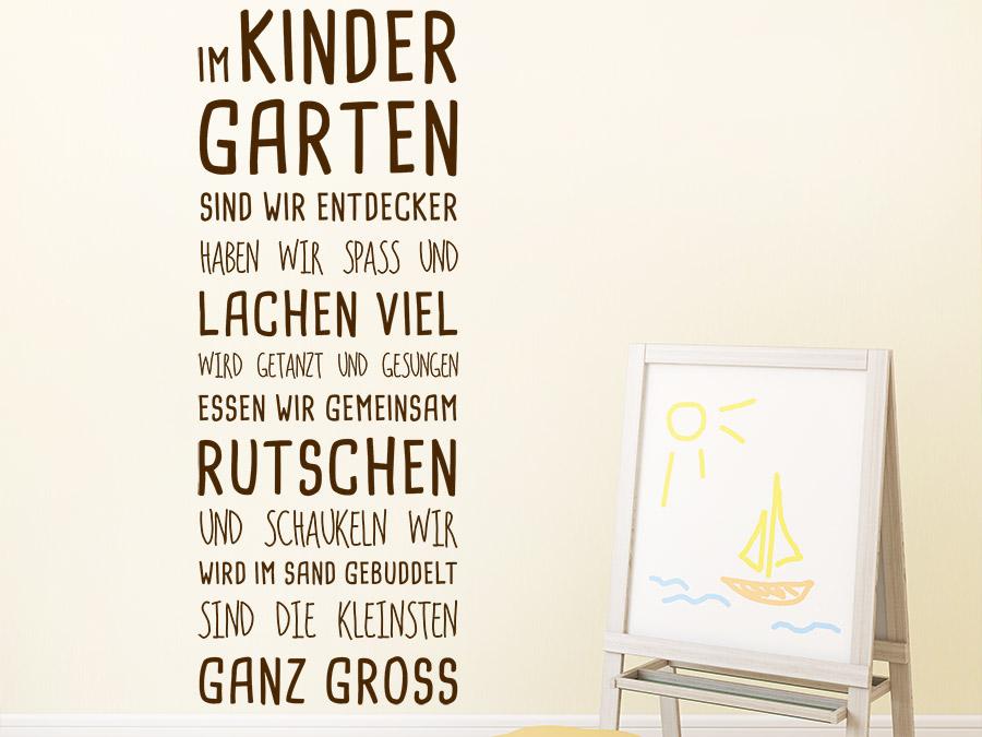 Wandtattoo Im Kindergarten Ideen Deko Tipps