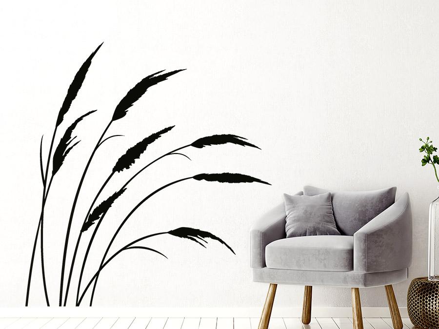 wandtattoo wehende gr ser wandtattoo de. Black Bedroom Furniture Sets. Home Design Ideas