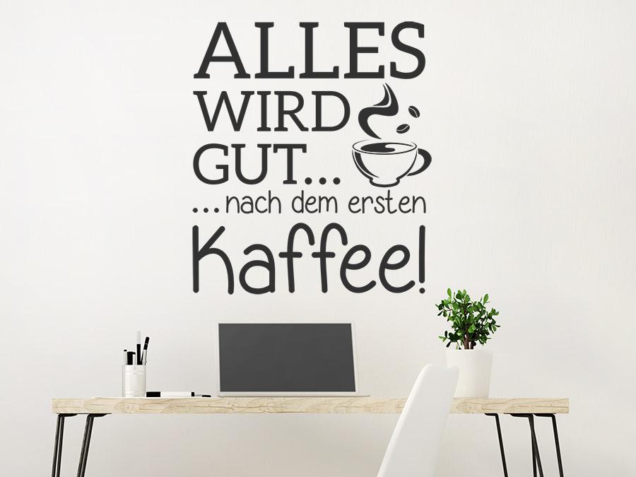 Stunning Wandtattoos Küche Sprüche Contemporary - Milbank.us ...