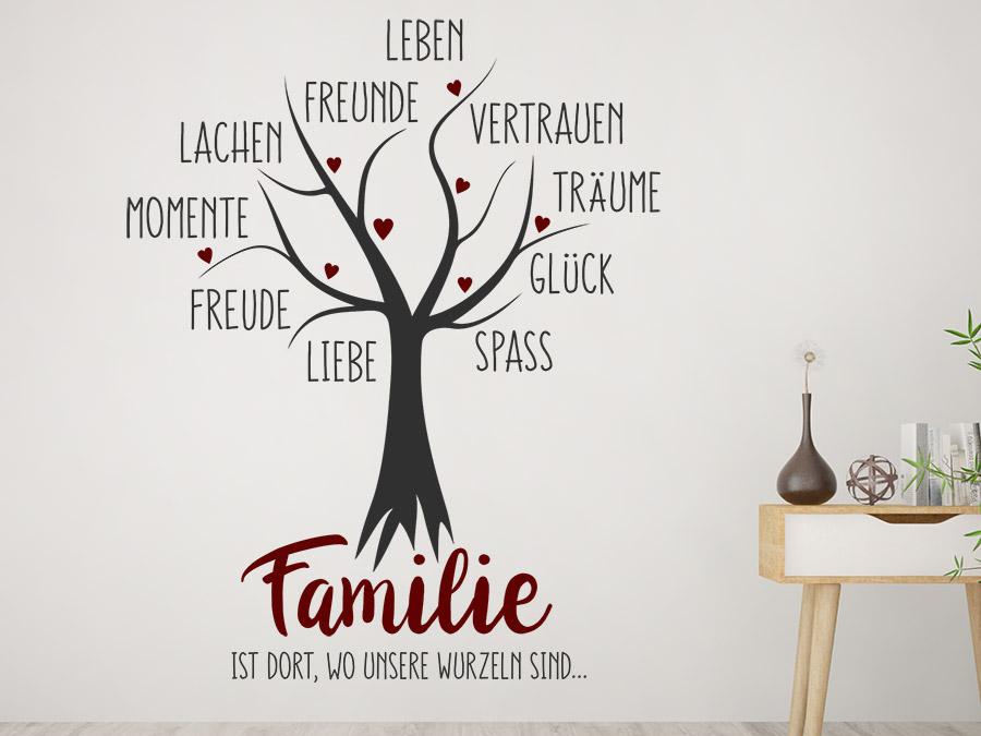 Aufregend Wandtattoo Kinderzimmer Baum Bild Von Wohndesign Design