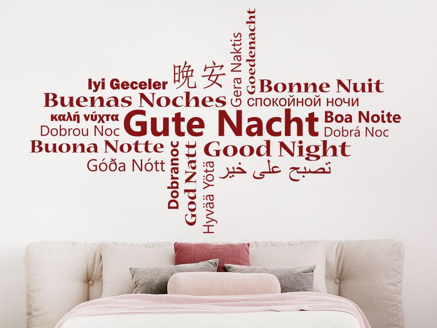 Sprüche auf türkisch gute nacht Gute Nacht