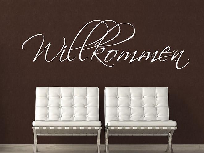 wandtattoo braune wand ~ kreative deko-ideen und innenarchitektur - Wandtattoo Braune Wand