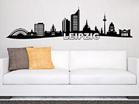 Wandtattoo Leipzig