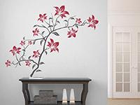Wandtattoo Blütenzweig | Bild 3
