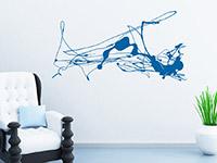 Wandtattoo Abstrakte Kunst