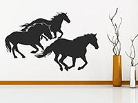 Wandtattoo Traumhafte Pferde | Bild 3