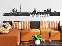 Wandtattoo Hannover