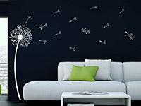 Wandtattoo Pusteblume mit Schirmchen | Bild 4