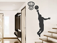 Wandtattoo Basketballer | Bild 3