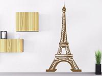 Wandtattoo Eiffelturm | Bild 2