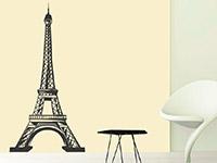 Wandtattoo Eiffelturm | Bild 3