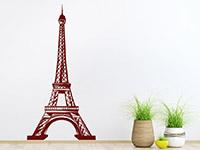 Wandtattoo Eiffelturm | Bild 4