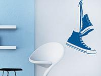 Wandtattoo Sneaker | Bild 3
