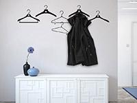 Garderobe Kleiderbügel