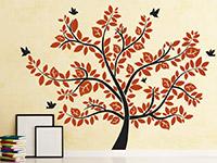 Wandtattoo großer Baum | Bild 2