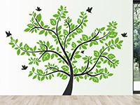 Wandtattoo großer Baum | Bild 4