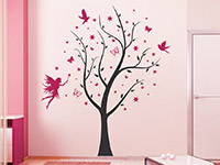 Wandtattoo Verzauberter Baum | Bild 2