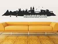 Wandtattoo Magdeburg