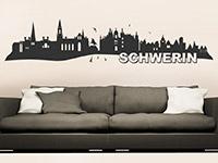 Wandtattoo Schwerin