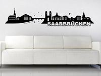 Wandtattoo Saarbrücken