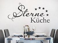 Wandtattoo Fünf Sterne Küche | Bild 2