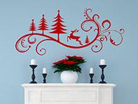 Wandtattoo Weihnachtsornament | Bild 3