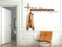 Garderobe Home is ...