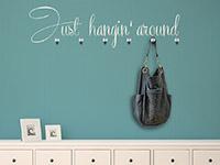 Garderobe Just hangin around