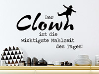 Wandtattoo Clown | Bild 2