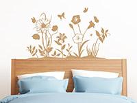 Wandtattoo Blumenwiese | Bild 2
