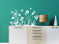 Wandtattoo Blumenwiese | Bild 4