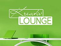 Wandtattoo Kreativ Lounge | Bild 3
