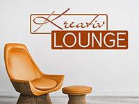 Wandtattoo Kreativ Lounge | Bild 4