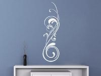 Wandtattoo Ornament mit stilvollem Schnörkel | Bild 3