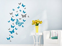 Wandtattoo Deko Schmetterlinge | Bild 2