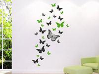 Wandtattoo Deko Schmetterlinge | Bild 3