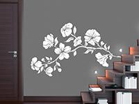 Wandtattoo Hibiscus | Bild 4