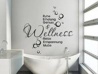 Wandtattoo Wellnessoase | Bild 2