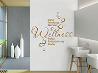 Wandtattoo Wellnessoase | Bild 3